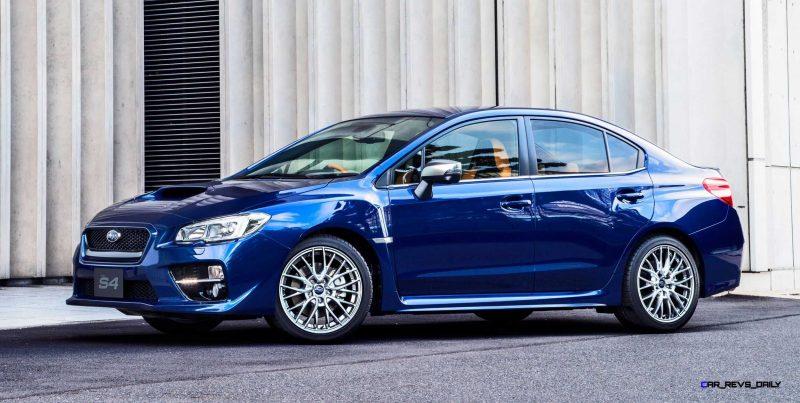 2016 Subaru Impreza SporVita 4