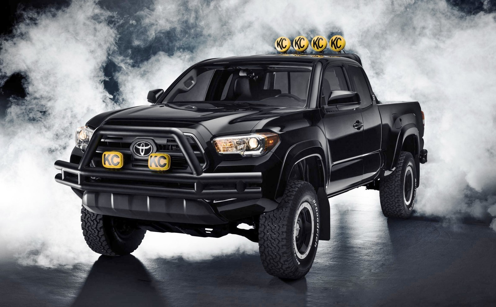 2016 toyota tacoma mcfly bttf. Black Bedroom Furniture Sets. Home Design Ideas
