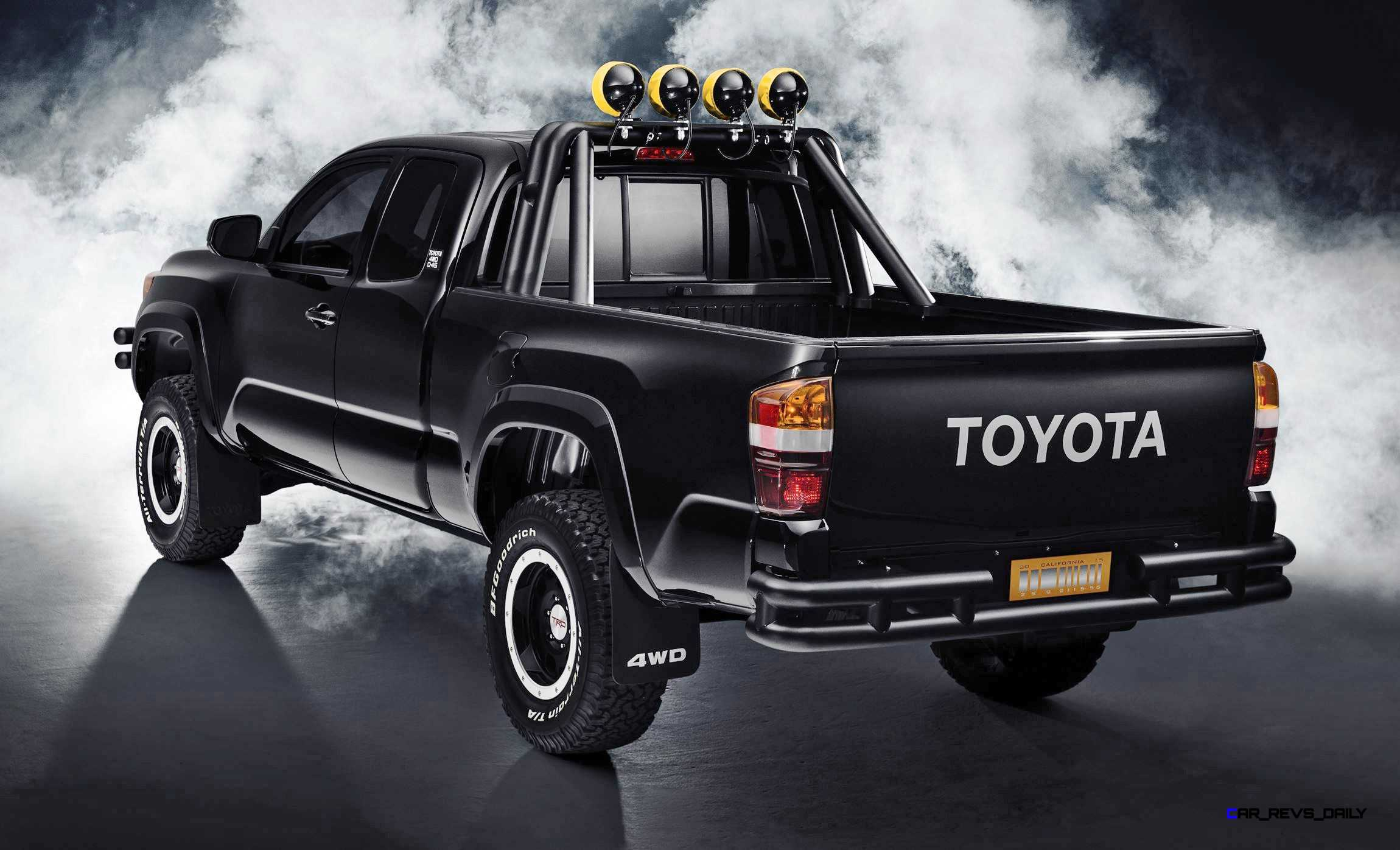 2016 toyota tacoma back to the future 4. Black Bedroom Furniture Sets. Home Design Ideas