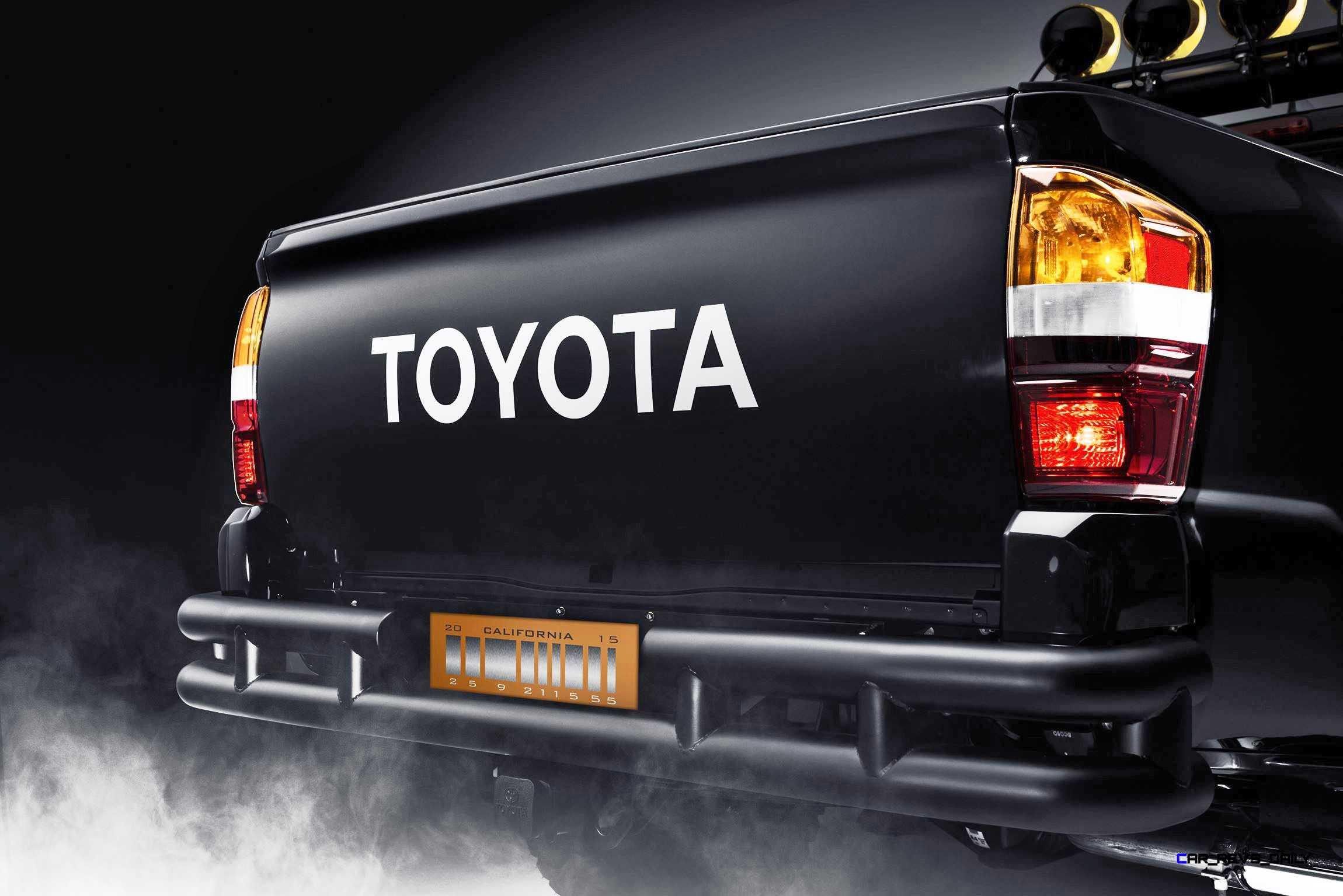 2016 Toyota TA A McFly BTTF