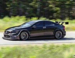 Bad-Ass Volvo S60 POLESTAR TC1 Racer Taking Fight to WTCC in 2016 With Cyan Racing