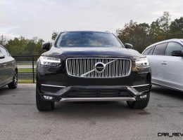 2016 Volvo XC90 T6 AWD Inscription STUNS in Person: Worlds-Best Cabin and Q7-Smacking Exterior Beauty