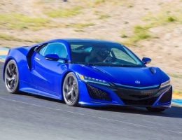 573HP, 191MPH 2017 Acura NSX Tech Specs Are Official!