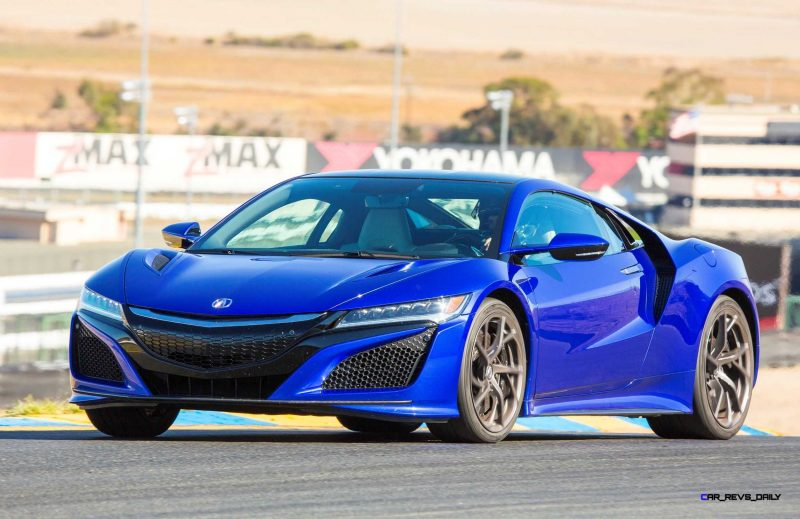 573HP, 191MPH 2017 Acura NSX Tech Specs Are Official! 573HP, 191MPH 2017 Acura NSX Tech Specs Are Official!