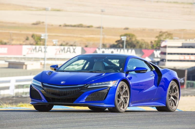 573HP, 191MPH 2017 Acura NSX Tech Specs Are Official! 573HP, 191MPH 2017 Acura NSX Tech Specs Are Official! 573HP, 191MPH 2017 Acura NSX Tech Specs Are Official!
