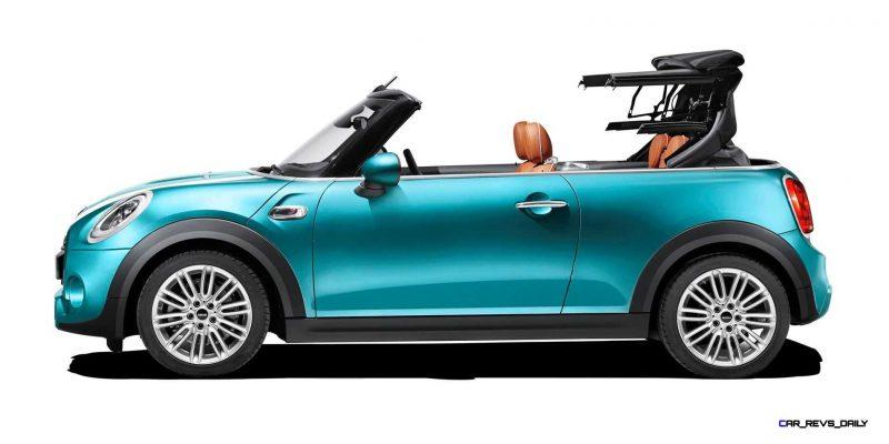 2017 MINI Cooper Cabrio 29