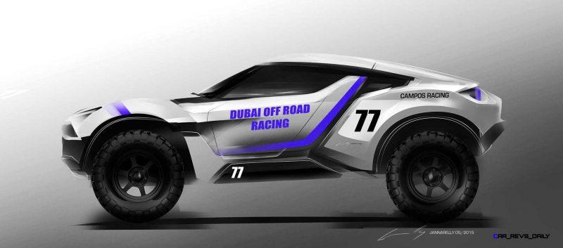 2017 Zarooq Sand Racer 3
