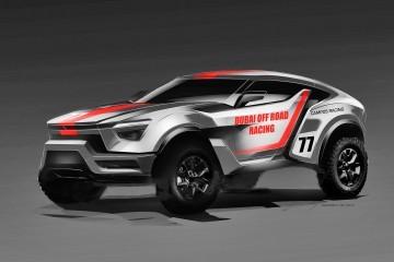 2017 Zarooq Sand Racer - a 500HP DAKAR LYKAN?