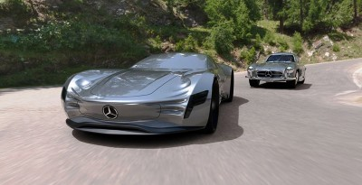 2020 Mercedes-Benz SL PURE Concept by Matthias Böttcher 1