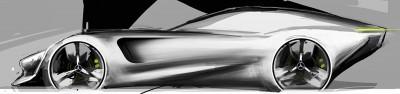 2020 Mercedes-Benz SL PURE Concept by Matthias Böttcher 10