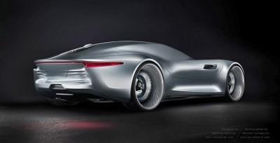 2020 Mercedes-Benz SL PURE Concept by Matthias Böttcher 12