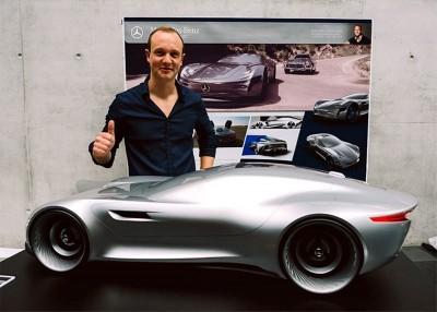 2020 Mercedes-Benz SL PURE Concept by Matthias Böttcher 13
