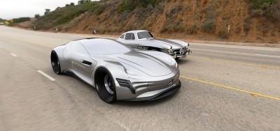 2020 Mercedes-Benz SL PURE Concept by Matthias Böttcher 16