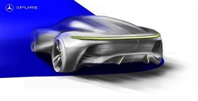 2020 Mercedes-Benz SL PURE Concept by Matthias Böttcher 17