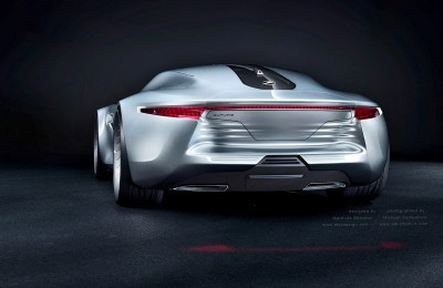 2020 Mercedes-Benz SL PURE Concept by Matthias Böttcher 19