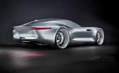 2020 Mercedes-Benz SL PURE Concept by Matthias Böttcher 20