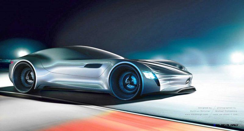 2020 Mercedes-Benz SL PURE Concept by Matthias Böttcher 6