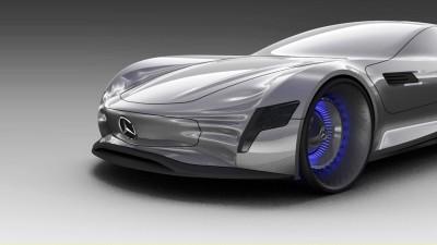 2020 Mercedes-Benz SL PURE Concept by Matthias Böttcher 7