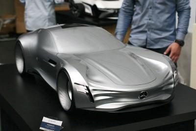 2020 Mercedes-Benz SL PURE Concept by Matthias Böttcher 11