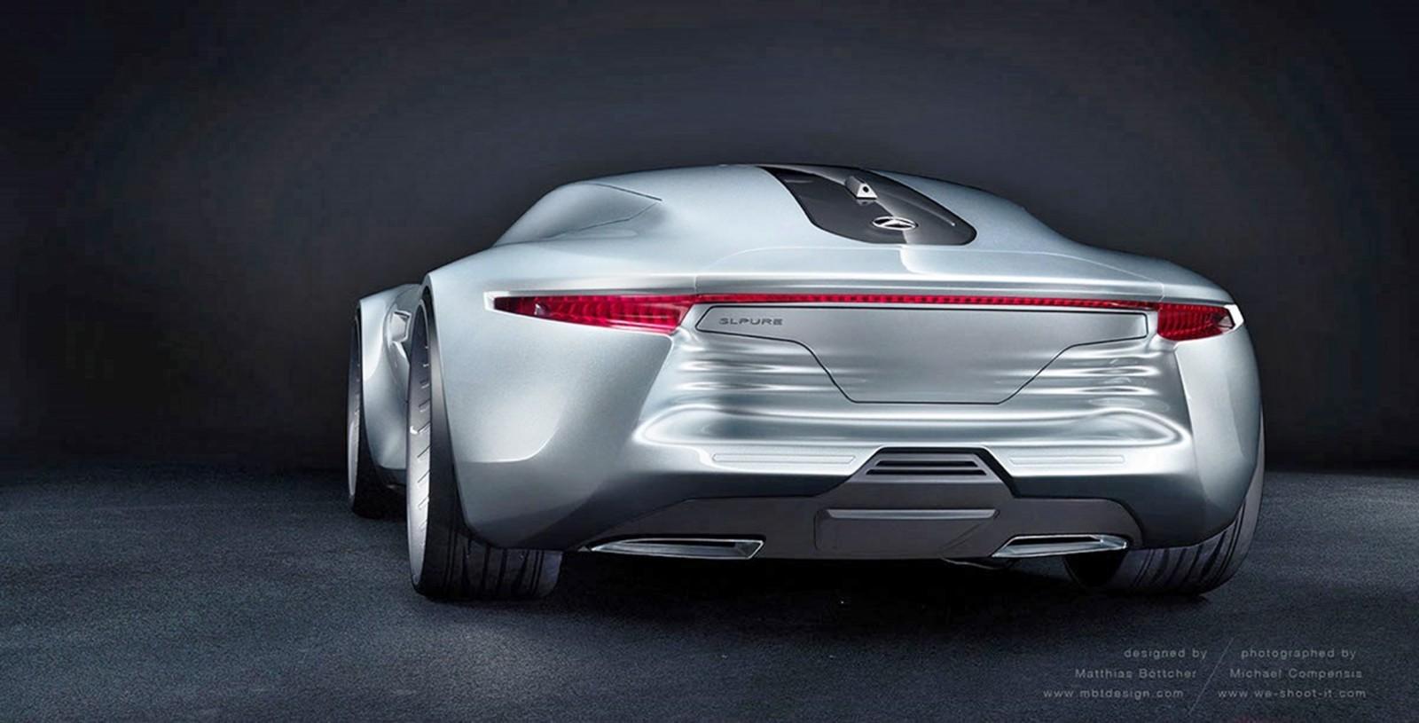 2020 Mercedes Benz Sl Pure Concept By Matthias B 246 Ttcher 2