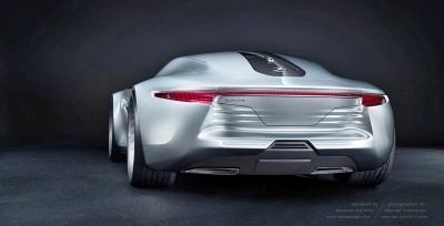 2020 Mercedes-Benz SL PURE Concept by Matthias Böttcher 4