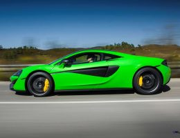 3.1s, 204MPH 2016 McLaren 570S Coupe – Portimao Launch and USA Pricing from $185k