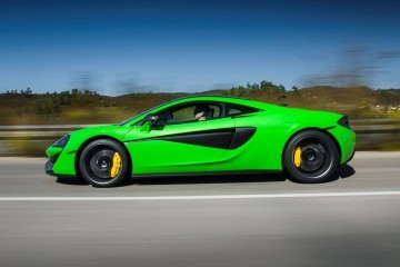 3.1s, 204MPH 2016 McLaren 570S Coupe - Portimao Launch and USA Pricing from $185k