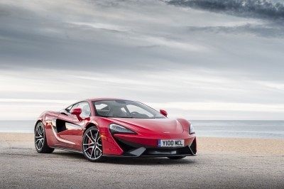 McLaren 570S Coupe Launch 2015 Portimao
