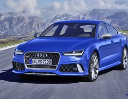 2016 Audi RS6 and RS7 Debut New Performance Spec: +45HP and +45MPH = 190MPH vMax!