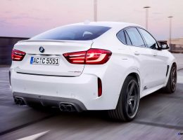 Watch the 3.8s, 650HP AC Schnitzer BMW X6M In Thunderous Launch Start!