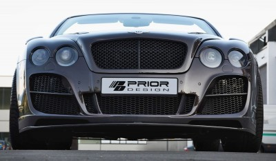 Bentley Continental GTC by PRIOD DESIGN 1