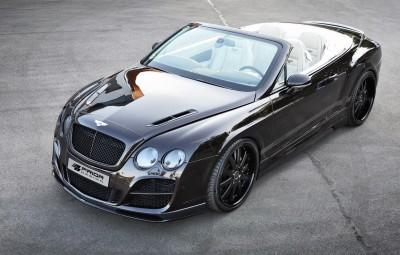Bentley Continental GTC by PRIOD DESIGN 10