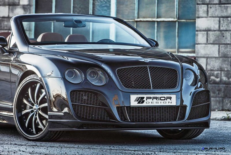 Bentley Continental GTC by PRIOD DESIGN 11