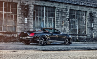 Bentley Continental GTC by PRIOD DESIGN 13