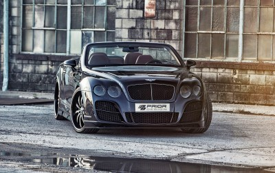 Bentley Continental GTC by PRIOD DESIGN 14