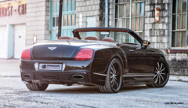 Bentley Continental GTC by PRIOD DESIGN 15