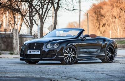 Bentley Continental GTC by PRIOD DESIGN 16