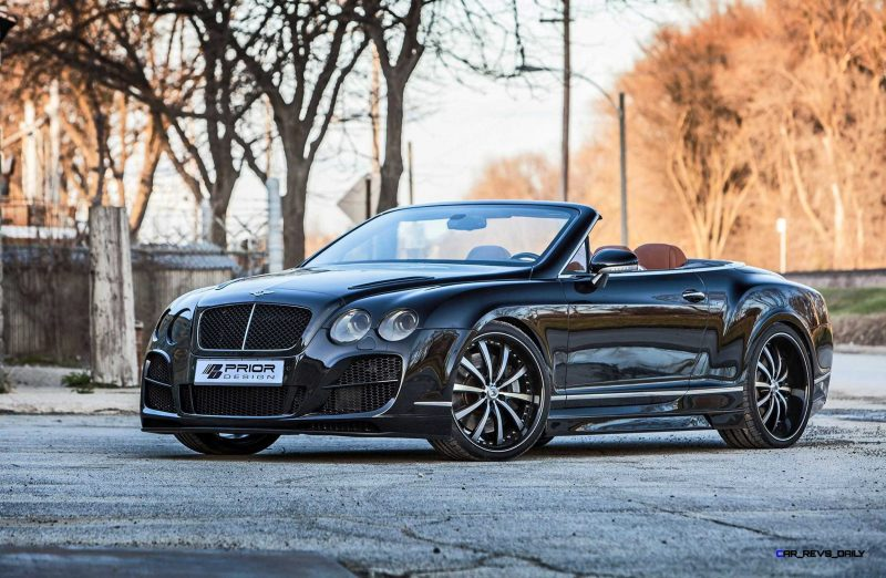 Bentley Continental GTC by PRIOD DESIGN 16