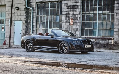 Bentley Continental GTC by PRIOD DESIGN 17