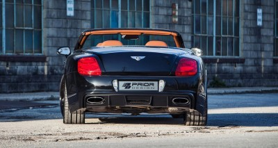 Bentley Continental GTC by PRIOD DESIGN 18