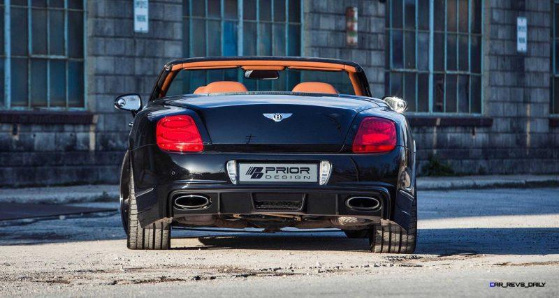Bentley Continental GTC by PRIOD DESIGN 18
