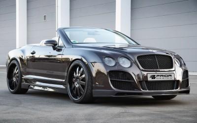 Bentley Continental GTC by PRIOD DESIGN 2