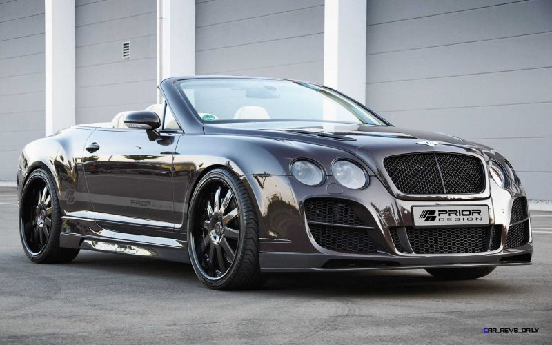 Bentley Continental GTC by PRIOD DESIGN 2