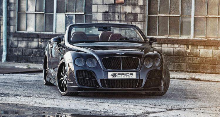 Bentley Continental GTC by PRIOD DESIGN 32