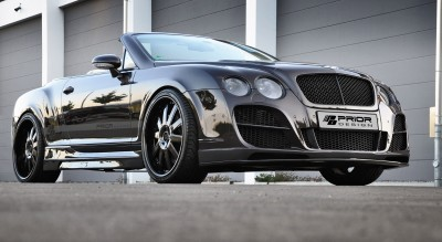 Bentley Continental GTC by PRIOD DESIGN 4