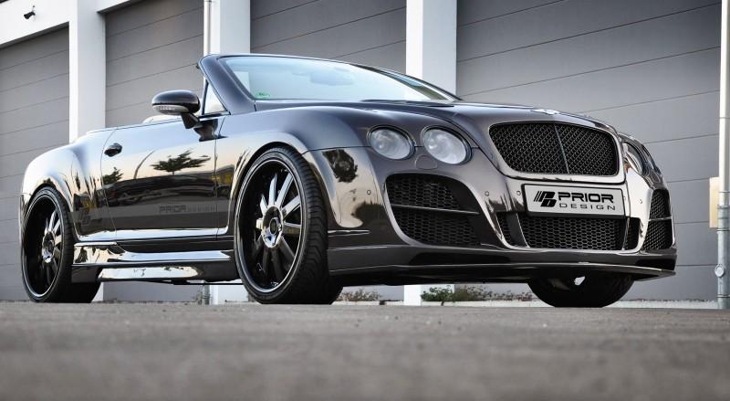 Bentley Continental GTC by PRIOD DESIGN 4