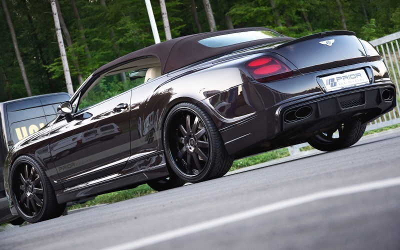 Bentley Continental GTC by PRIOD DESIGN 5