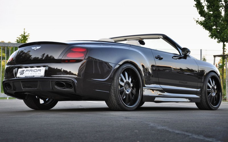 Bentley Continental GTC by PRIOD DESIGN 8