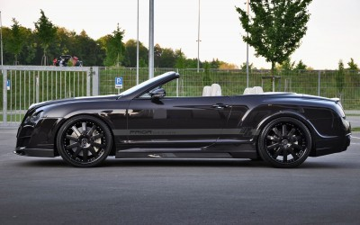 Bentley Continental GTC by PRIOD DESIGN 9