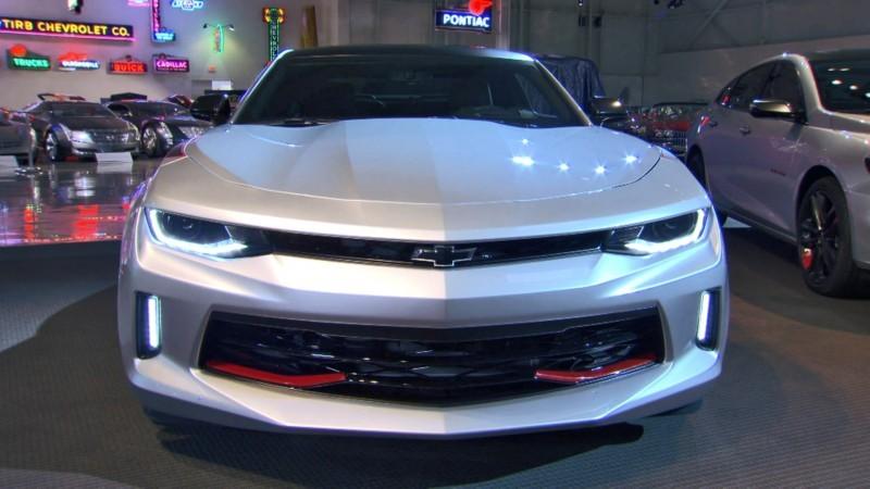 Chevrolet 2015 SEMA Red Line COncepts 10